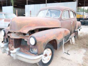 1946 Cadillac (46CNVR)
