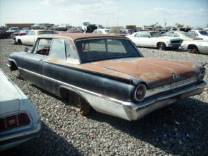 1961 Ford Galaxie (61FO1162D)