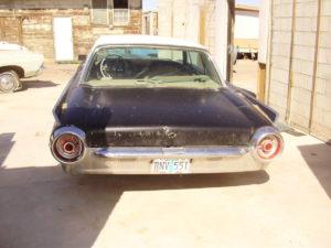 1963 Ford Thunderbird (63FO4702C)