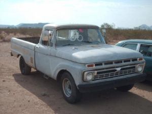 1966 Ford-Truck F250 (665009D)