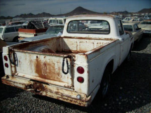1961 Ford-Truck 1/2T (611932R)