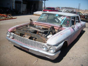 1962 Ford Galaxie (#62FOD#)