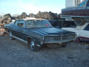 1968 Ford Galaxie (68FO1580D)