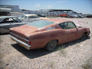 1968 Ford Torino (68FO8744D)