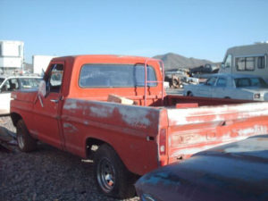 1970 Ford-Truck F150 (707916D)