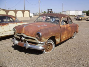 1950 Ford Coupe (50FO5815C)