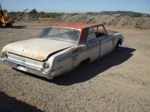 1962 Ford Galaxie 500 2dr HT (62FO0202D)