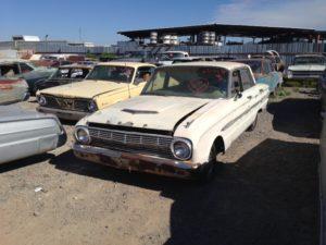 """1963 Ford Falcon """"Futura"""" (63FO3474D)"""