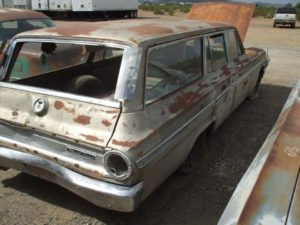 1964 Ford Fairlane Station Wagon (64FO0656D)