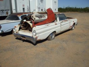 1964 Ford Ranchero (64FO4293D