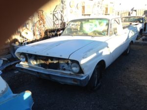 1965 Ford Ranchero (65FO0654D)