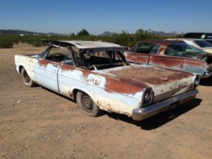 1965 Ford Galaxie 500 Convertible (65FO8073D)