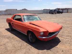 1967 Ford Mustang (67FO1085)