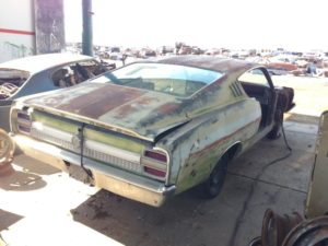 1969 Ford Torino (69FO8402D)
