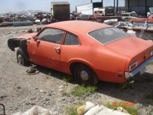 1970 Ford Maverick (70FO3106C)