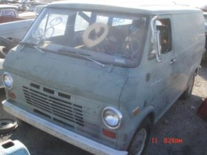 1968 Ford Econoline (68FO4668D)