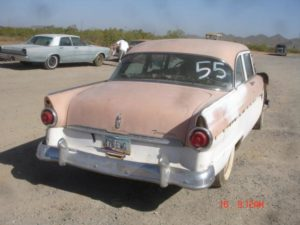 1955 Ford Fairlane (55FO5500D)
