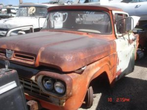 1960 Ford-Truck F series (#609366D)