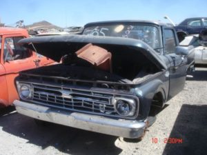 1965 Ford-Truck  (65FO9358D)