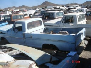 1970 Ford-Truck  (700001D)