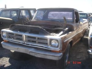 1968 Ford-Truck F250 (689350D)