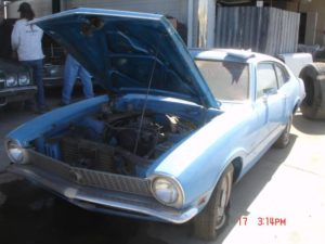 1971 Ford Maverick (71FO9017D)