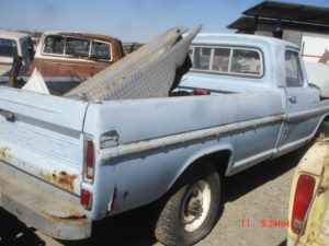 1970 Ford F250 (706967D)