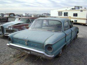 1961 Ford Falcon (61FO7631D)