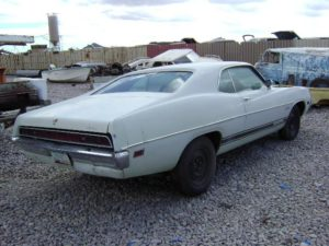 1970 Ford Fairlane (70FO4657D)