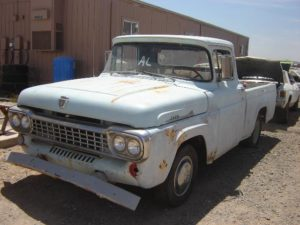 1958 Ford-Truck F100 (58FT2744D)