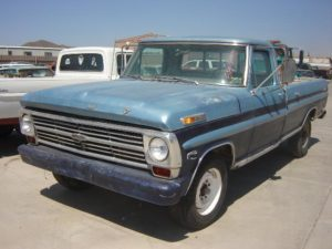 1968 Ford-Truck (68FT3043D)