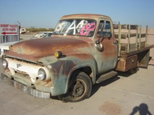 1954 Ford-Truck 1ton (54FT2075C)