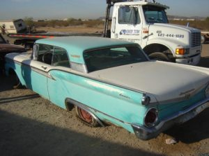 1959 Ford Galaxie (59FO1667D)