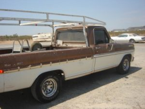 1970 Ford-Truck  (70FT3961D)