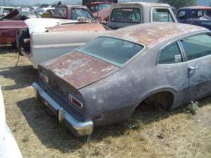 1971 Ford Maverick (71FO7205A)