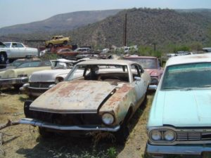 1971 Ford Maverick (71FO2087B)