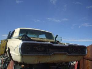 1966 Ford Thunderbird (66FO8850D)