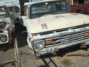 1964 Ford F100 (64FO0163D)