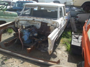 1970 Ford F250 Crew Cab (70FO3271D)