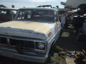 1972 Ford F250 Crew Cab (72FO0769D)