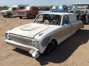 1960 Ford Falcon Station Wagon (60FO6091D)