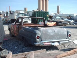 1961 Ford Ranchero (61FO5977D)