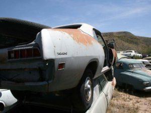 1971 Ford Torino (71FO8663B)