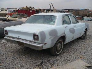 1970 Ford Falcon (70FO1743C)