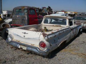 1959 Ford Ranchero (59FO2213C)
