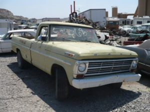 1968 Ford-Truck F150 (68FT6490C)
