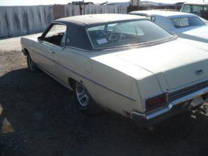 1970 Ford LTD (70FO4322D)