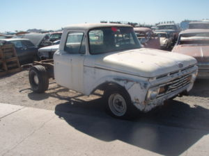 1964 Ford-Truck 1/2T (64FT0185D)