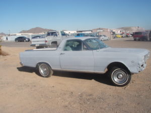 1966 Ford Ranchero (66FO8651D)