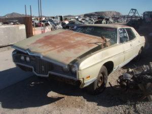 1971 Ford LTD (71FO0820D)